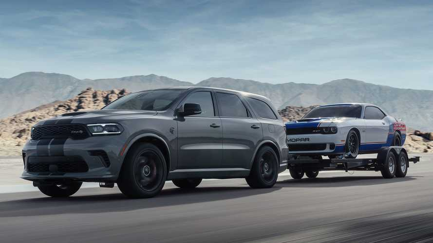 Dodge Durango Hellcat Production To Last For Just 6 Months