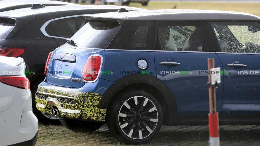 Novo Mini Cooper 2021 - Flagra