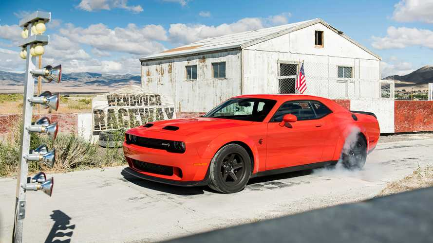 Dodge Challenger SRT Super Stock (2020)