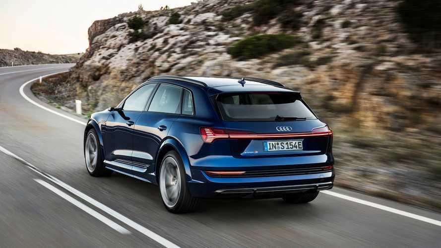 Audi e-tron Sales In U.S. Surge To Record Level In Q1 2021