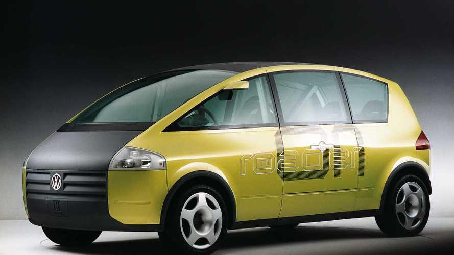 Prototipos olvidados: Volkswagen Noah (1995)