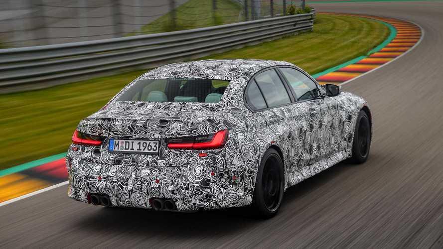 BMW confirme une puissance de 510 chevaux pour les futures M3 et M4