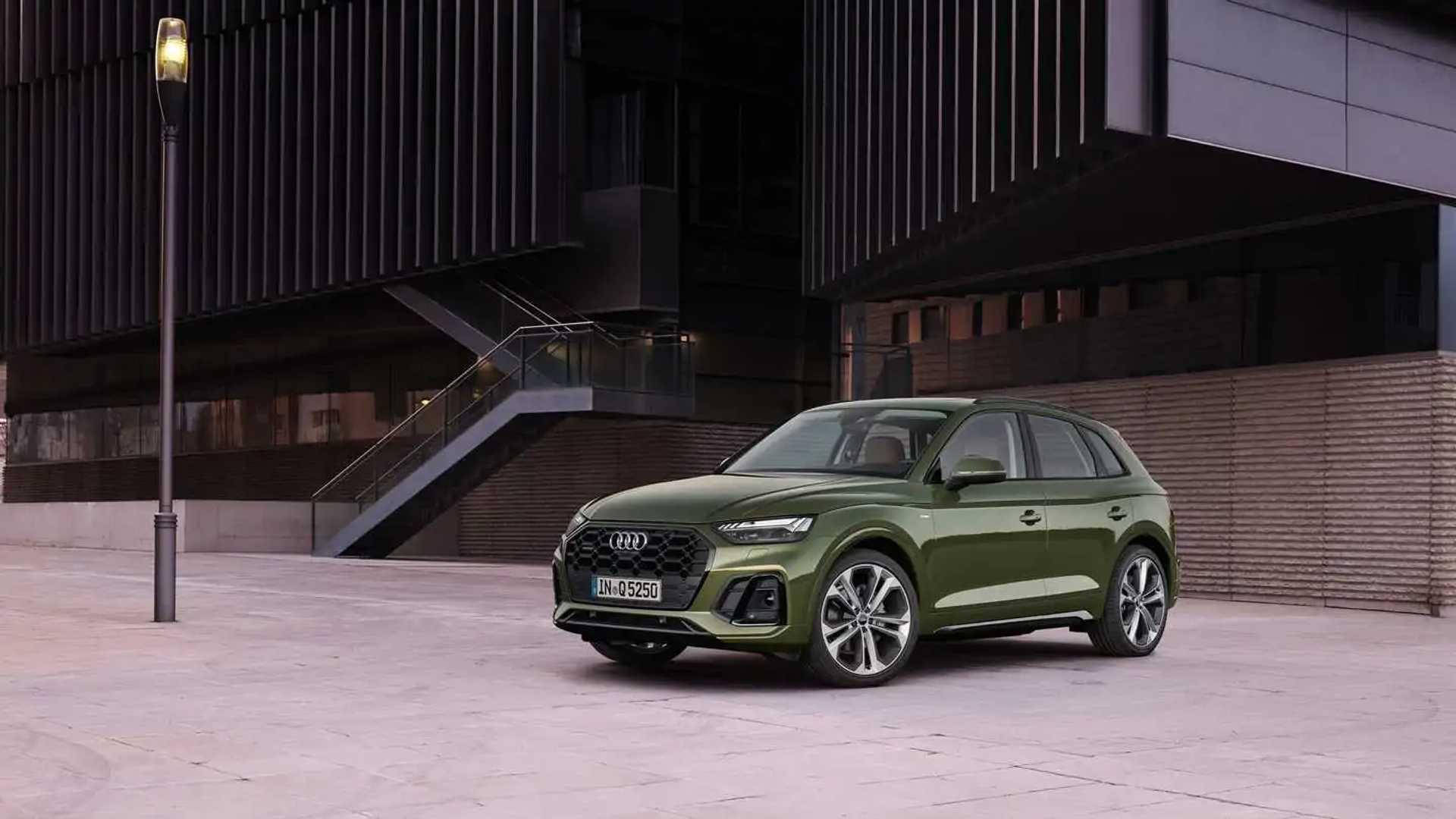 Audi Q5 II Restyling (2020) 38