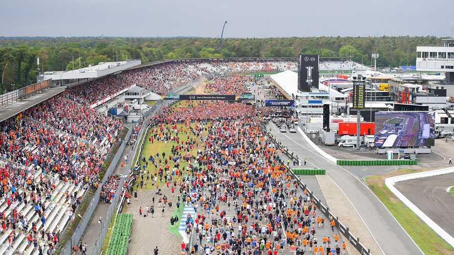 Hockenheim out of running for 2020 F1 race