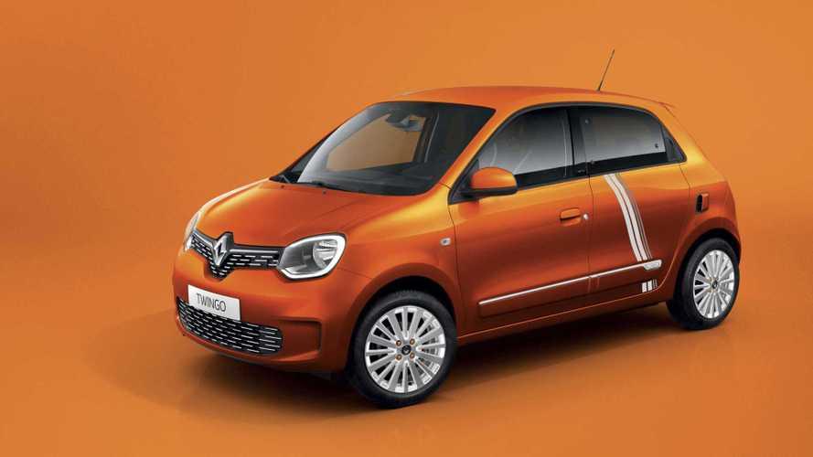 Renault Twingo elétrico vai estrear com edição de visual mais chamativo