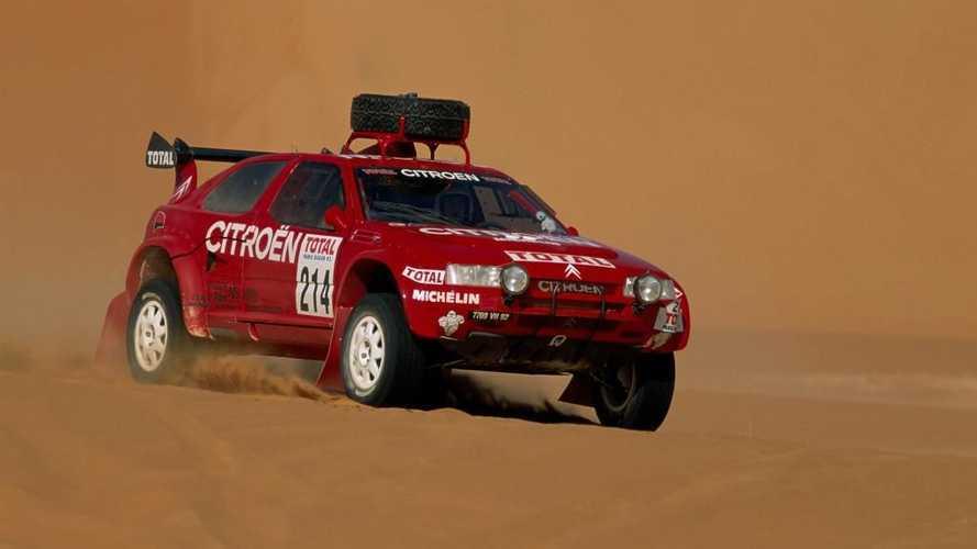 Citroën ZX Rallye-Raid: el coche 'normal' que reinó en el Dakar