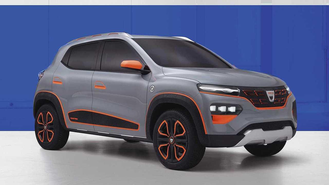 Dacia Spring (с 2021 года)