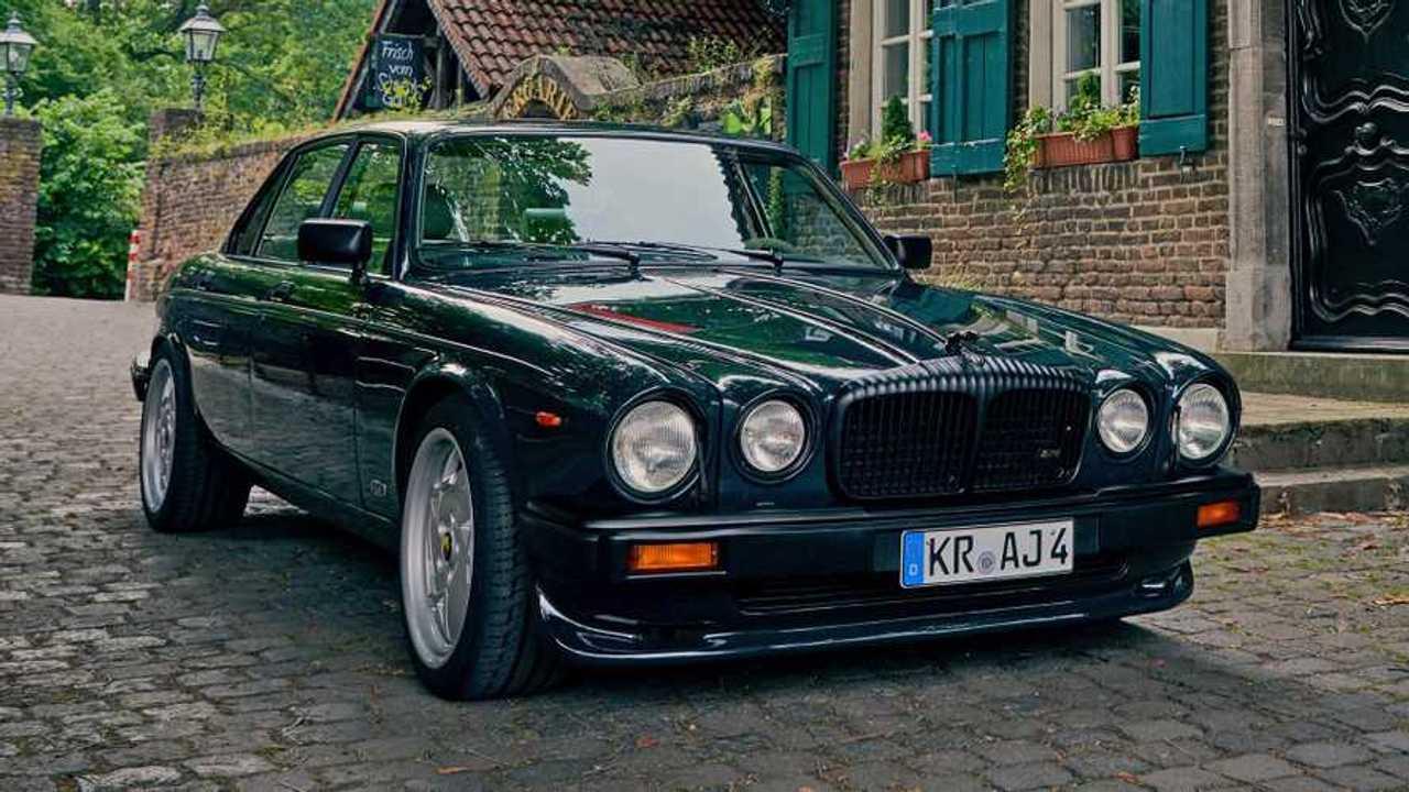German firm Arden revives Jaguar XJ12 with new restomod