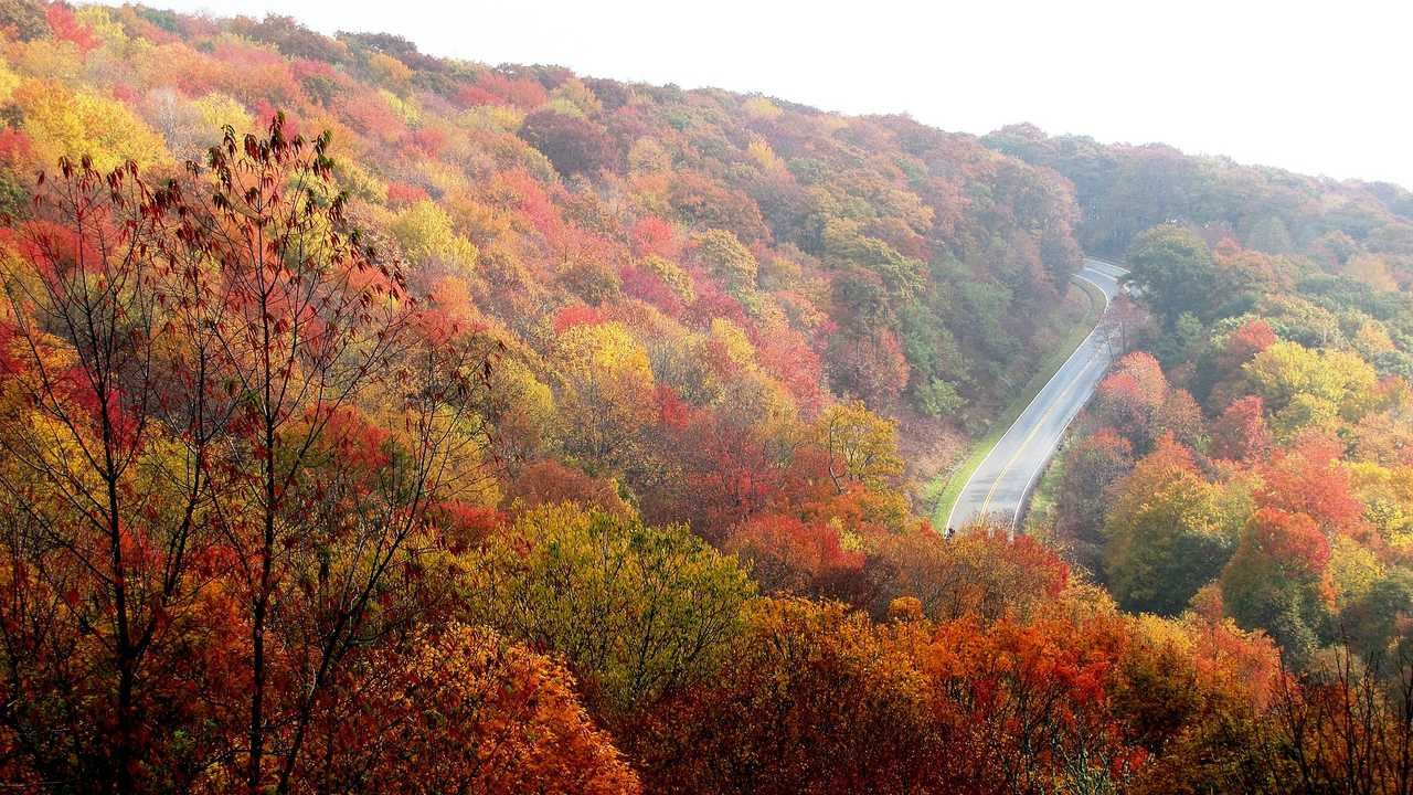 Cherohala Skyway (Tennessee / North Carolina, USA)