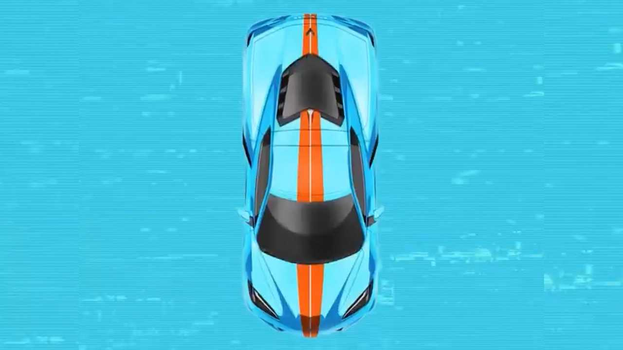 Chevy Corvette Teaser Video