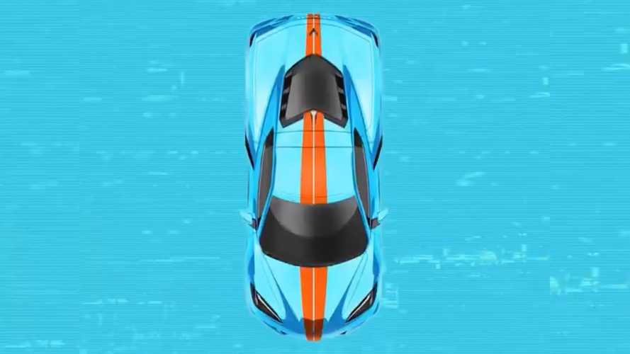 Chevy Teaser Video Hints At Something Colorful For The 2021 Corvette