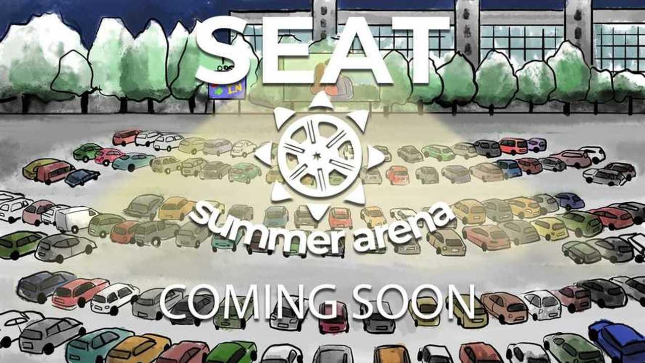Seat Summer Arena