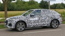 Audi Q5 Sportback (2021): Neue Erlkönigbilder zeigen erstmals den X4-Gegner