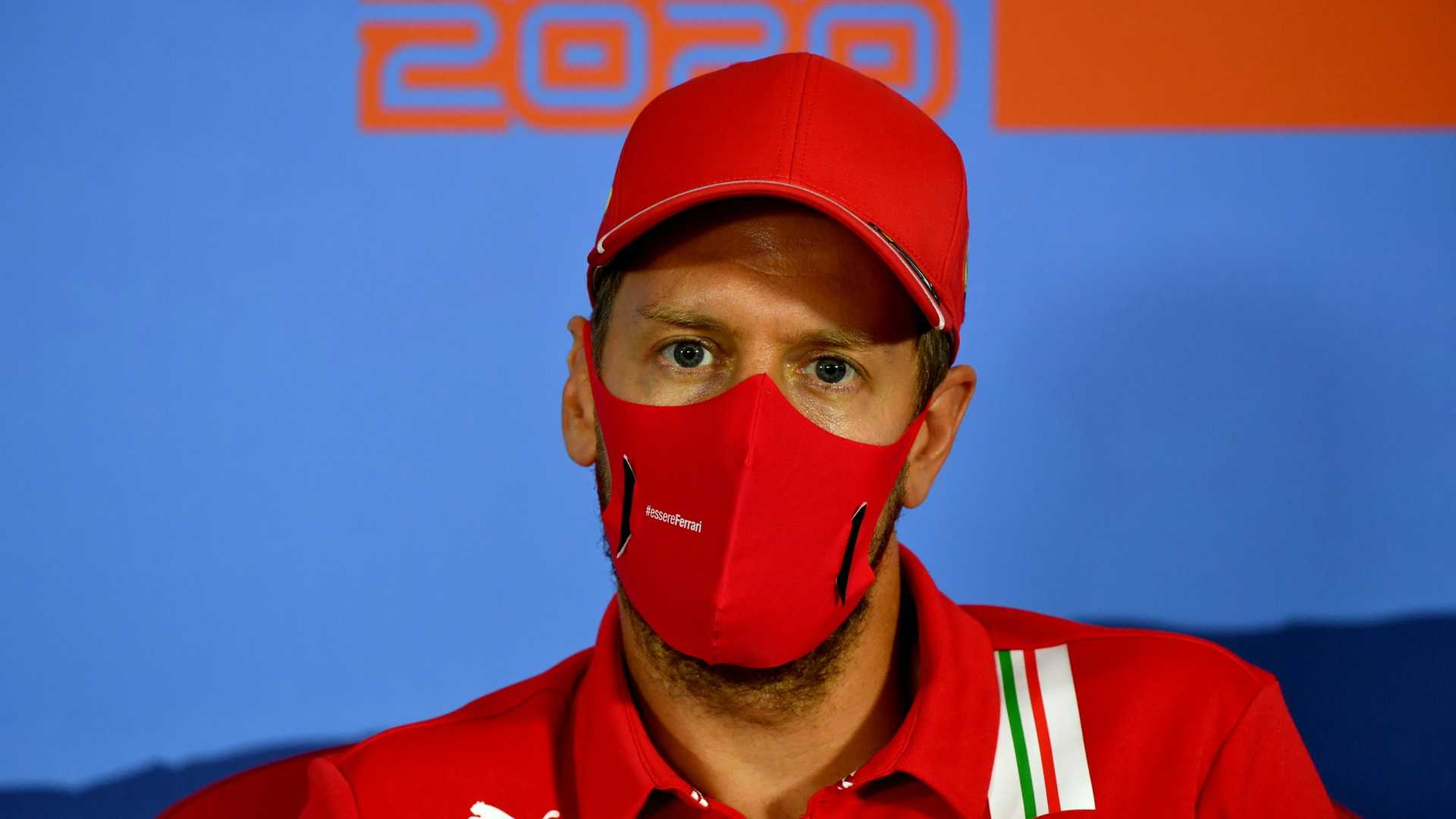 Ferrari explains why 'first choice' Vettel was axed