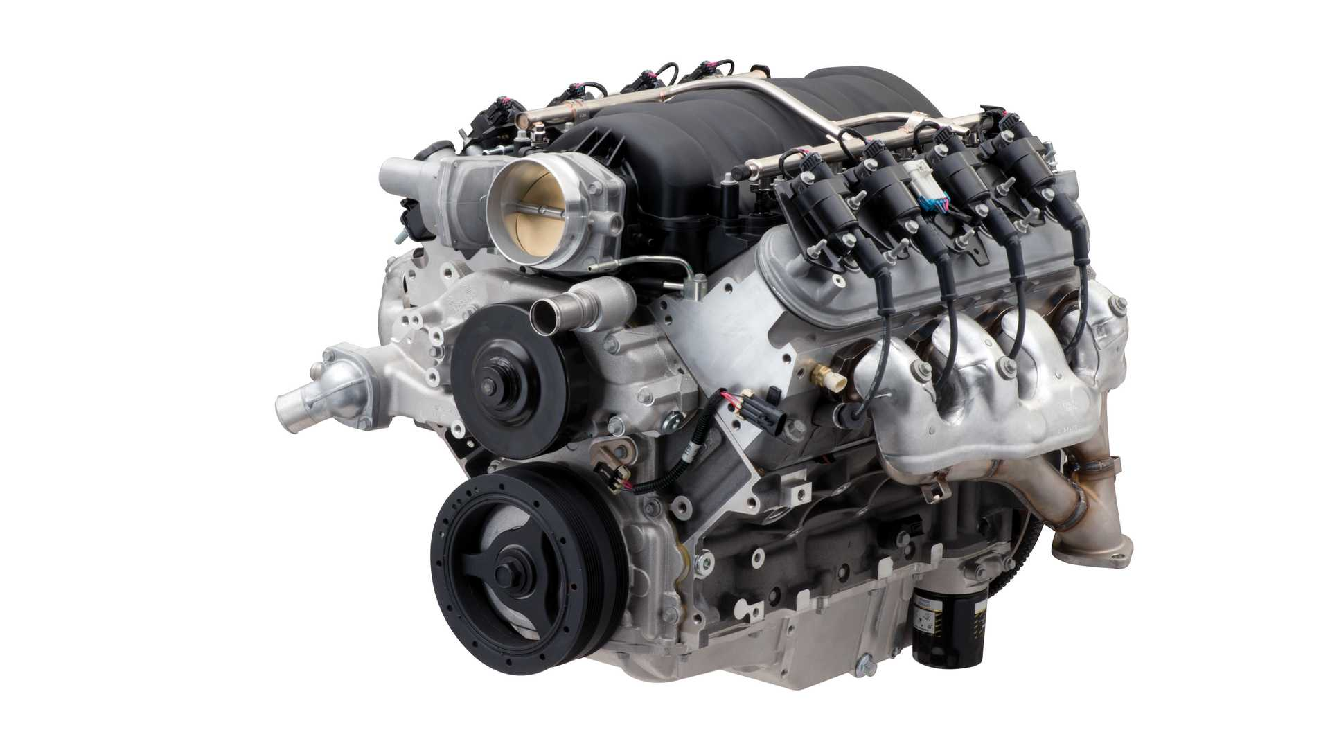Chevy Unveils New LS427/570 Crate Engine