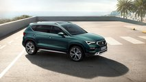 SEAT Ateca 2020 restyling