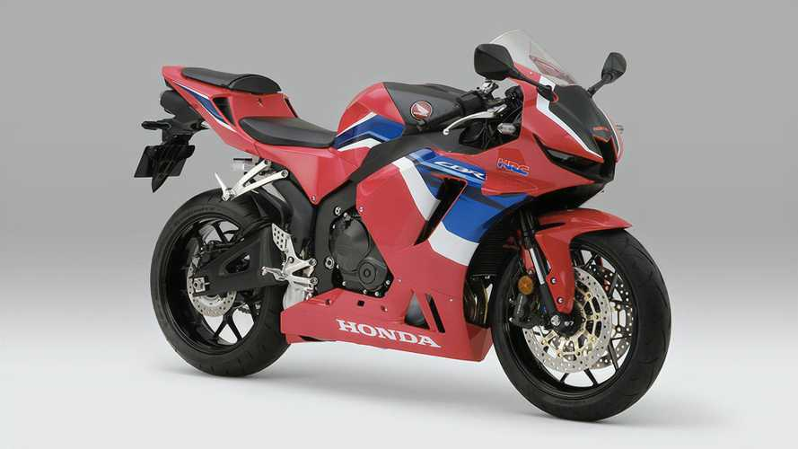 The New 2021 Honda CBR600RR Makes Its Official Debut