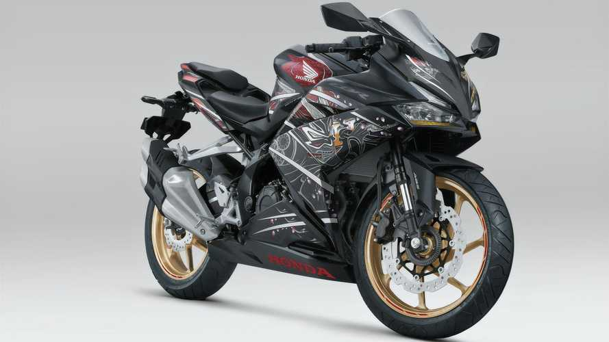 Honda Releases Gorgeous Special-Edition CBR250RR In Indonesia