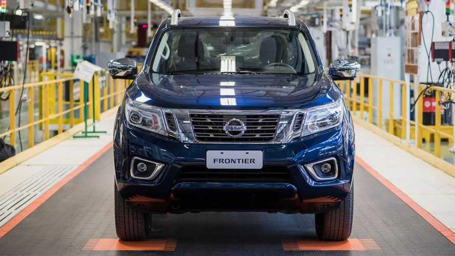 Nissan investirá US$ 130 milhões na fábrica da Frontier na Argentina
