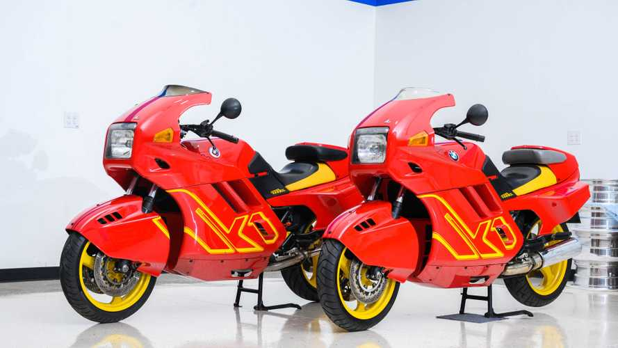 Who Needs A Pair Of Matching 1990 BMW K1s?