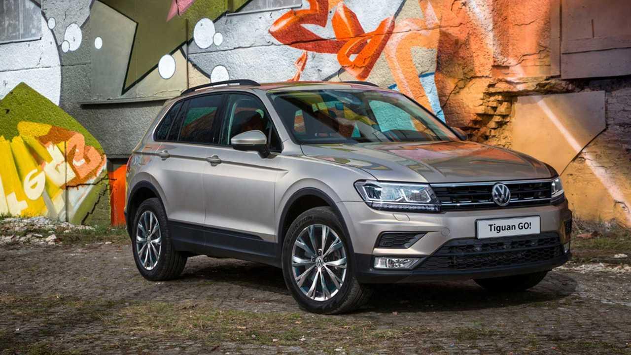 Volkswagen Tiguan GO! 2020 для России