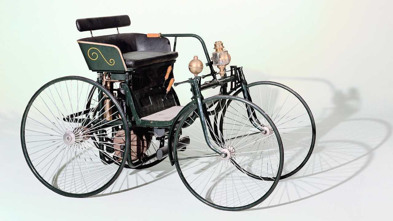 Daimler Stahlradwagen (1889)