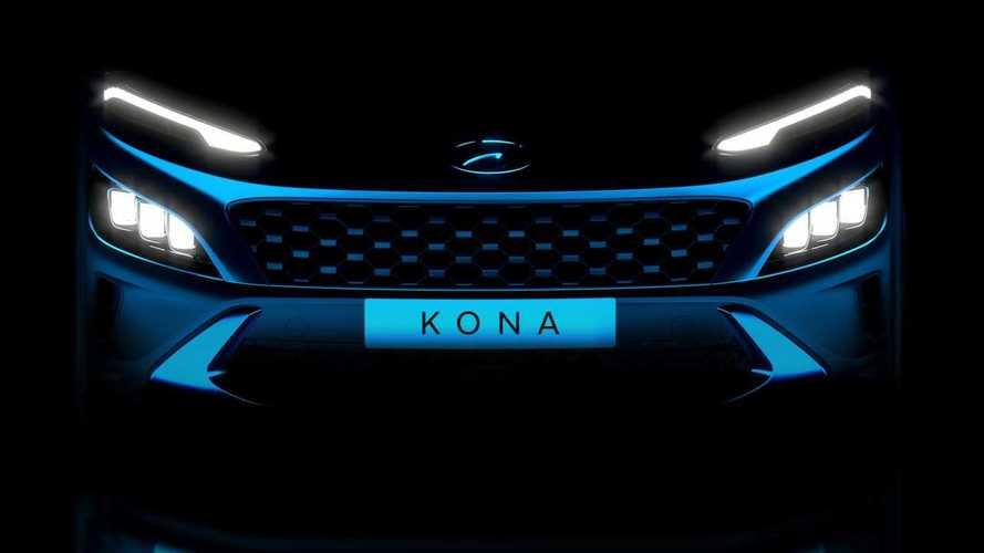 Megjöttek az első hivatalos képek az új Hyundai Konáról és az N Lineról