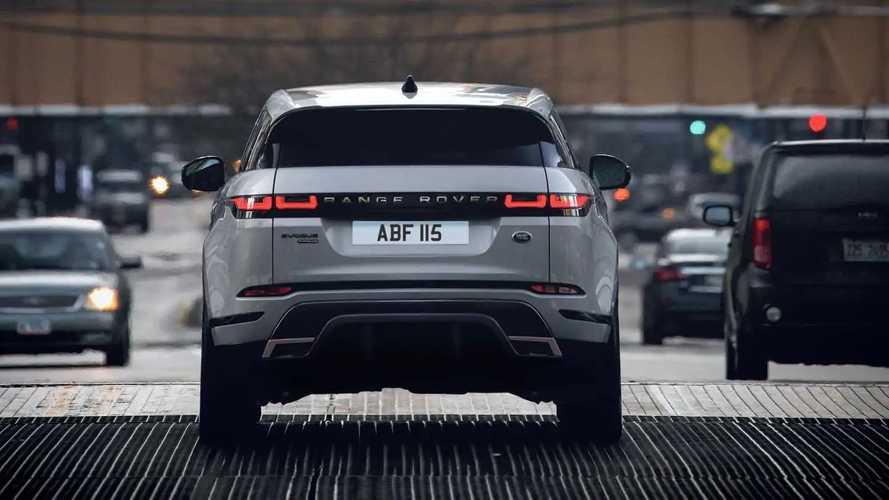 2020 Range Rover Evoque Autobiography