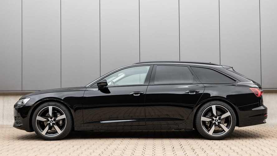 H&R-Sportfedern für Audi A6 Avant und Limousine