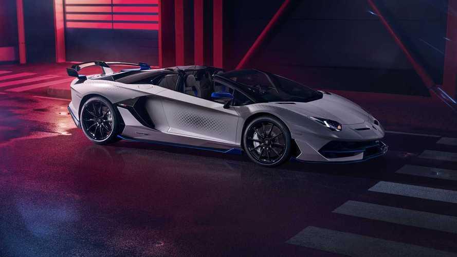 Lamborghini présente l'Aventador SVJ Xago Edition