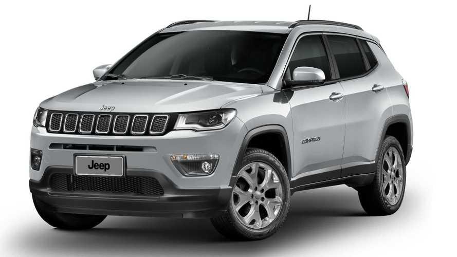 Jeep Compass 2021 sobe de preço novamente; aumentos chegam a R$ 3.200