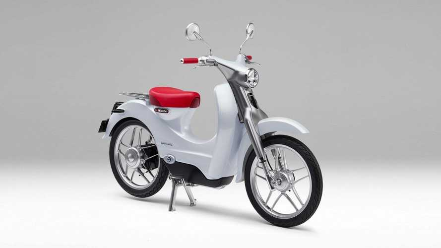 Un altro mito diventa elettrico: Honda prepara il Super Cub a batteria