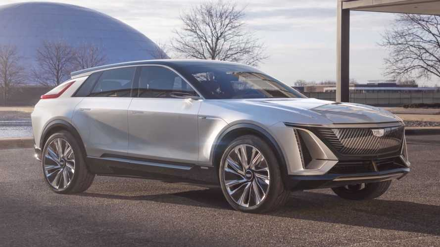 Cadillac Lyriq Electric SUV Will Cost Under $60,000: Undercut Tesla Model X