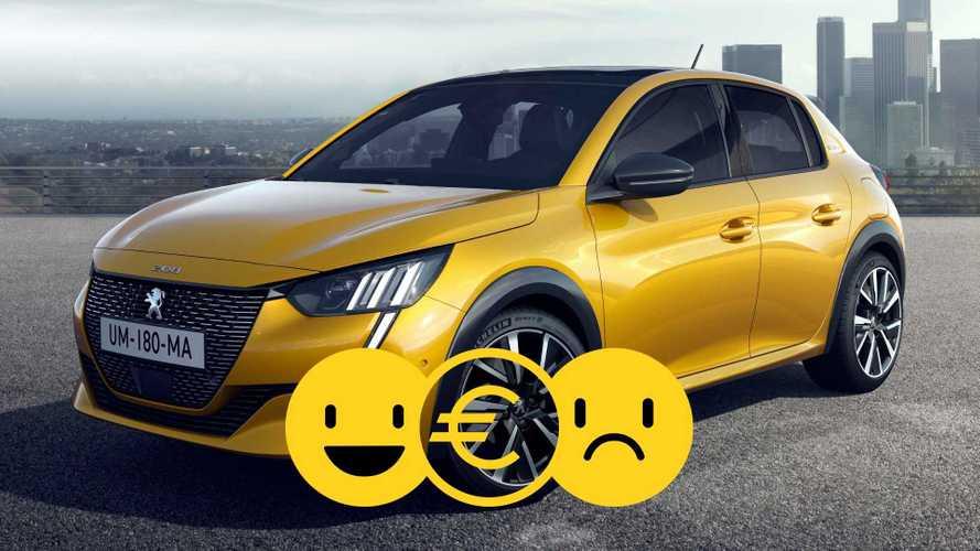 Promozione Peugeot 208 Free2Move Lease, perché conviene e perché no