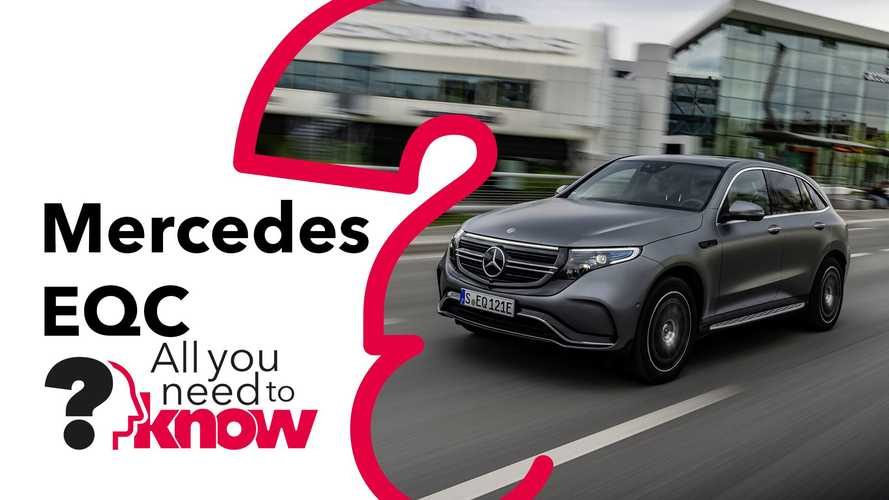 Mercedes-Benz EQC: Everything You Need To Know