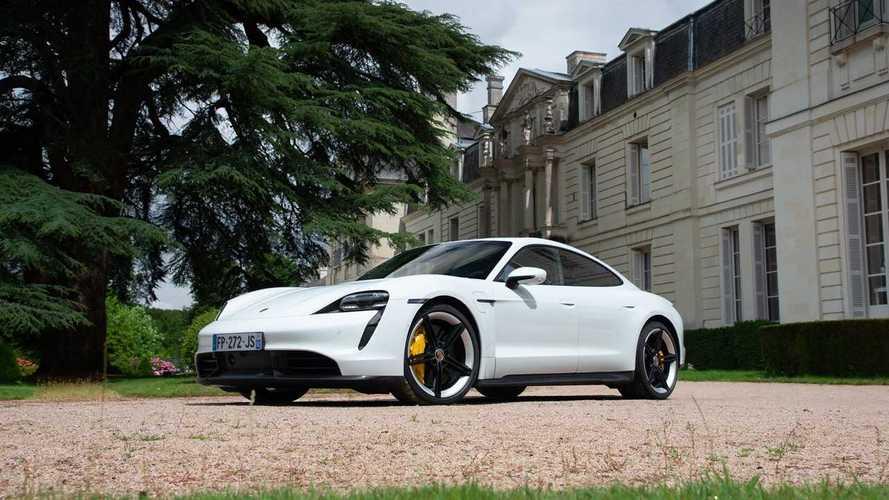 Porsche Taycan -  L'heure des comptes