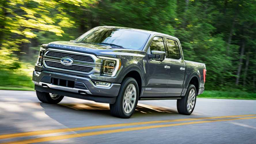 Agora vem? Nova Ford F-150 2021 aparece em registro no Brasil