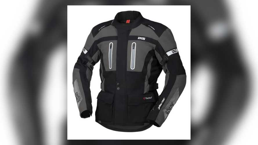 IXS Is Back With A New Touring Jacket That Wants To Be Your Best Friend
