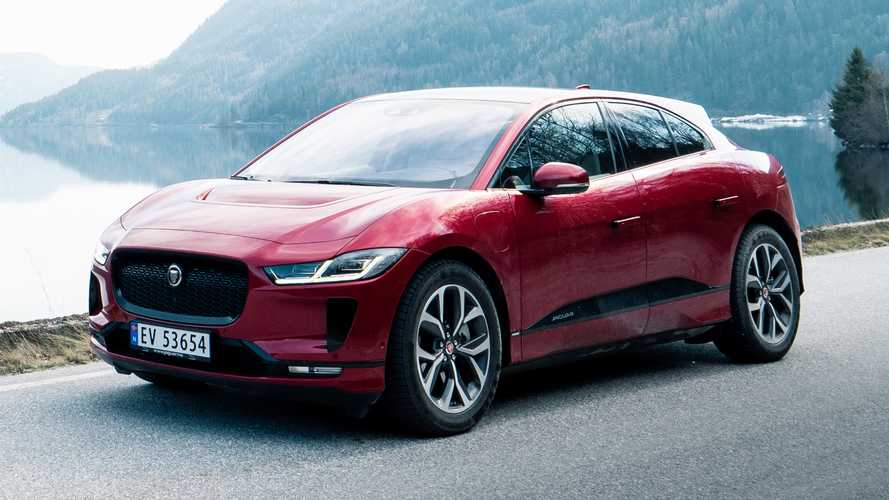 Jaguar launches wireless charging I-Pace taxi project in Norway