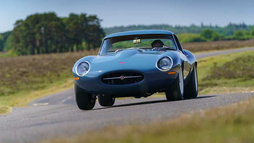 Eagle Lightweight GT E-Type Launches