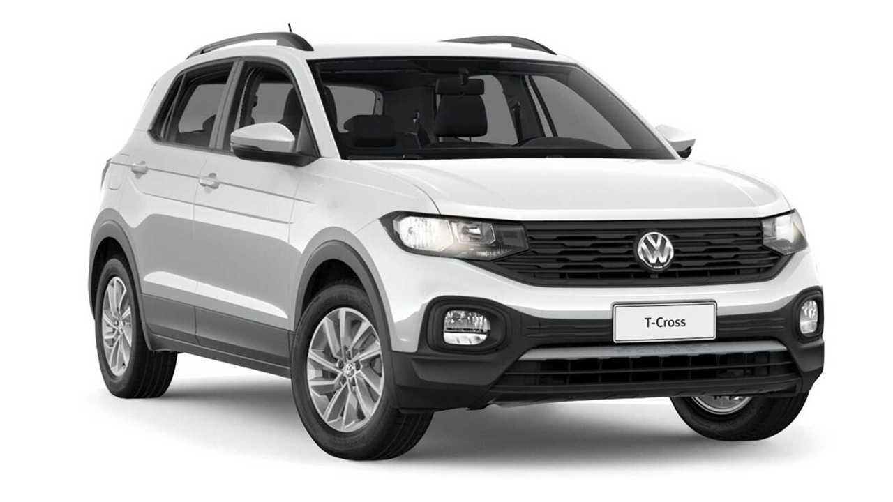 Volkswagen T-Cross Sense 2021