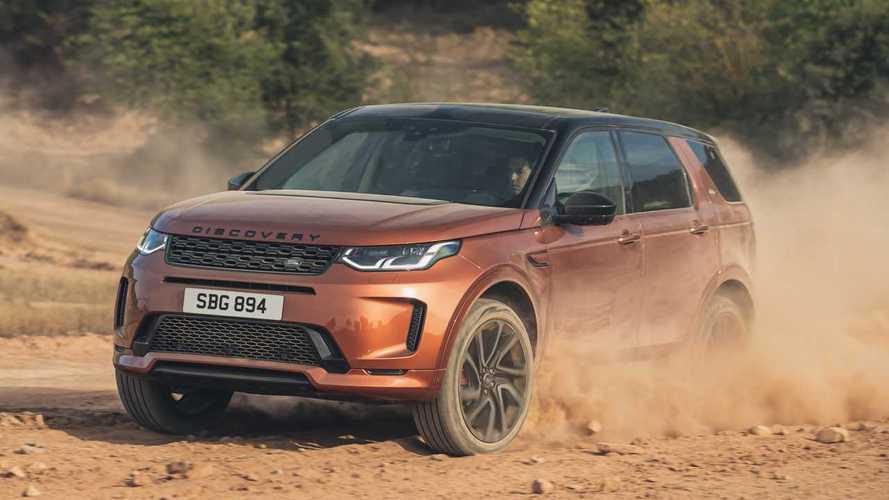 Range Rover Evoque y Discovery Sport 2021: nuevos motores