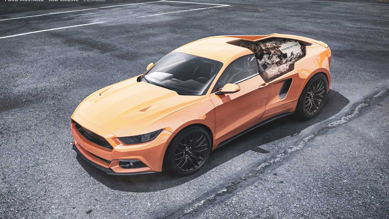 Ford Mustang: Mid