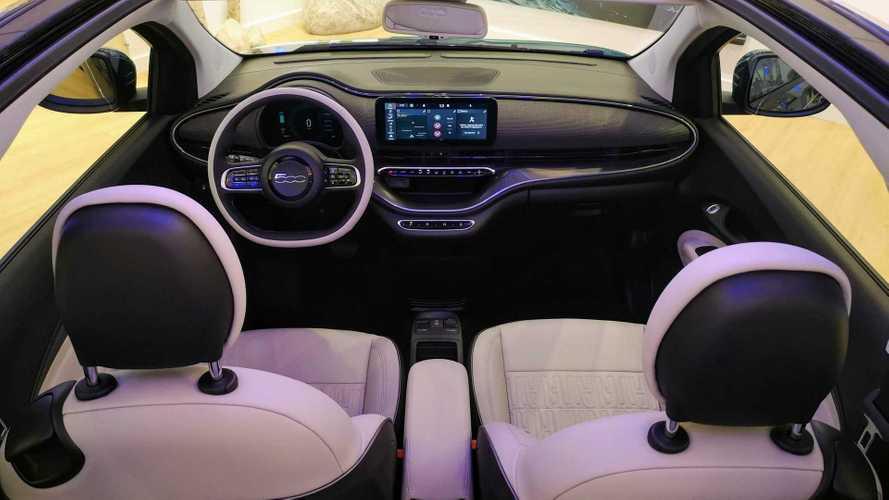Fiat 500 elettrica, tutto pronto per la prova su strada