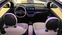 La Fiat 500e (elettrica) vista dal vivo