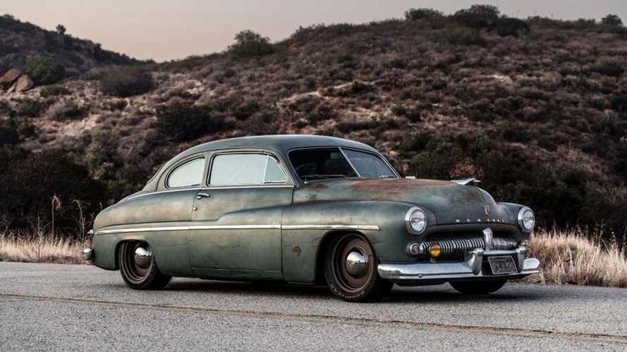 Классическое Mercury Coupe превратили в электрокар с начинкой от Tesla