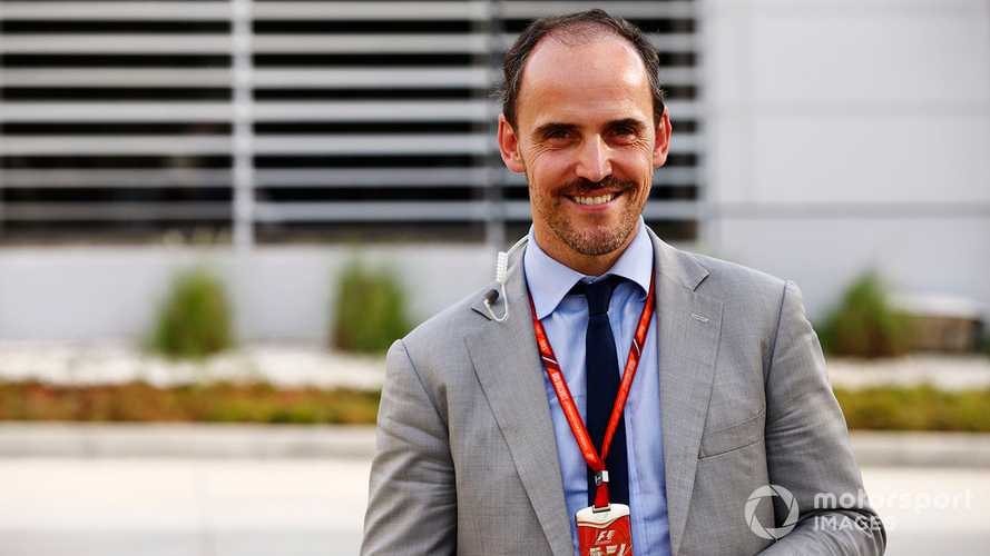 My job in F1: The master of podium ceremonies