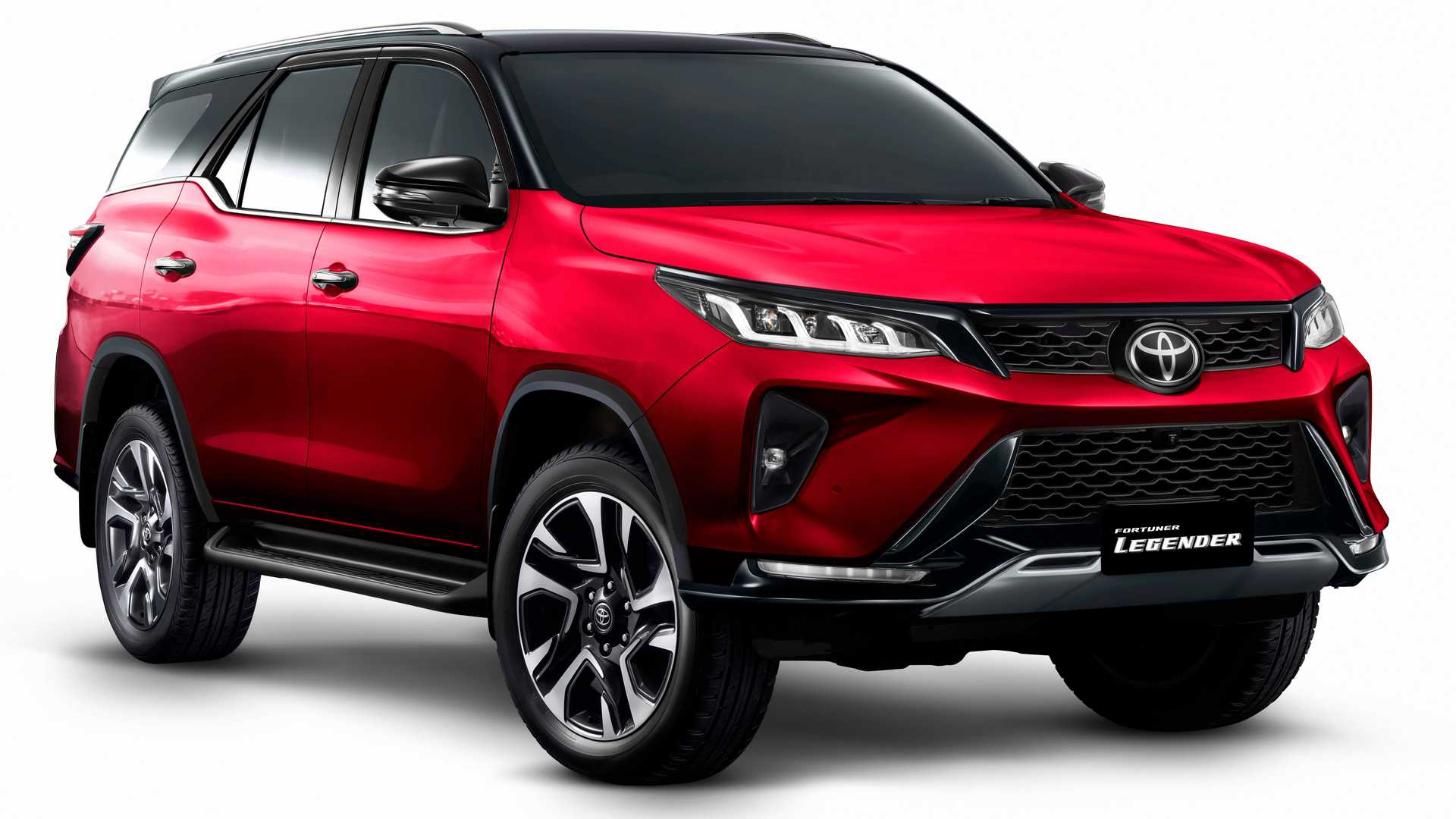 2021 Toyota Fortuner Revealed With More Power And Technology