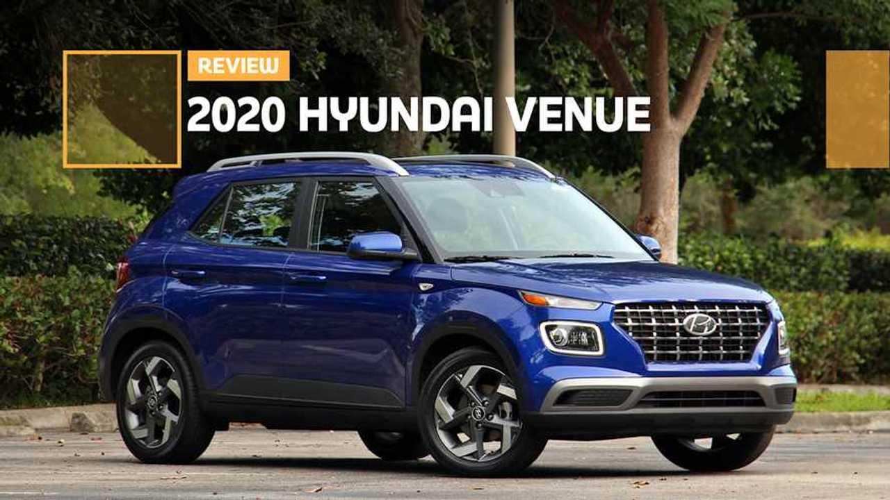 2020 Hyundai Venue SEL: Review