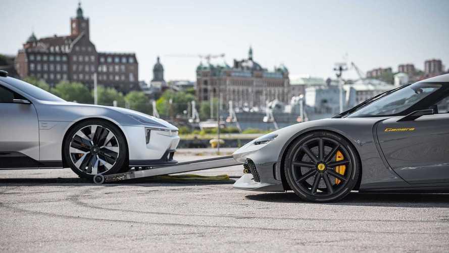 Koenigsegg e Polestar hanno un segreto (elettrico), di cosa si tratta?